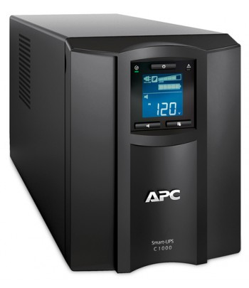 APC SMC1000IC uninterruptible power supply (UPS) 1000 VA 10 AC outlet(s) Line-Interactive