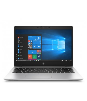 "HP EliteBook 745 G6 Silver Notebook 35.6 cm (14"") 1920 x 1080 pixels AMD Ryzen 5 8 GB DDR4-SDRAM 256 GB SSD Windows 10 Pro"