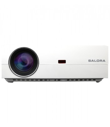 Salora 60BFM4250 data projector 400 ANSI lumens LED 1080p (1920x1080) Ceiling / Floor mounted projector White