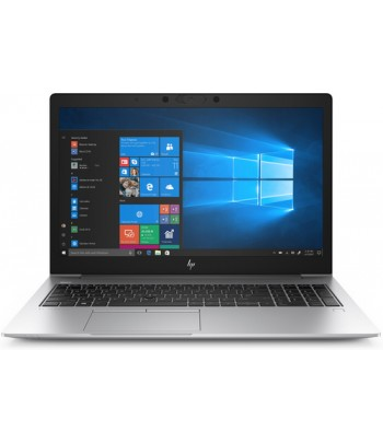 "HP EliteBook 850 G6 Notebook Silver 39.6 cm (15.6"") 1920 x 1080 pixels 8th gen Intel Core i5 8 GB DDR4-SDRAM 256 GB SSD Wi-Fi 6"