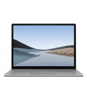 "Microsoft Surface Laptop 3 Notebook Platinum 38.1 cm (15"") 2496 x 1664 pixels Touchscreen 10th gen Intel Core i7 16 GB DDR4-SDR"