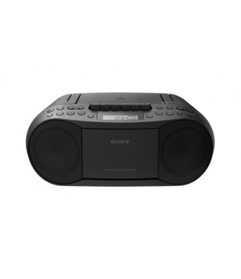 Sony CFD-S70 Personal CD player Zwart