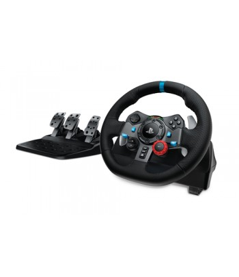 Logitech G29 Steering wheel + Pedals Playstation 3, PlayStation 4 Black