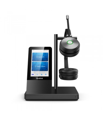 Yealink WH66 DECT Wireless Headset DUAL UC