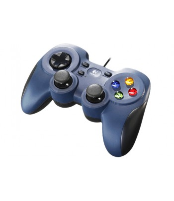 Logitech F310 Gamepad PC Black,Blue