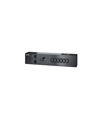APC Service Bypass PDU 2AC outlet(s) Black power distribution unit (PDU)