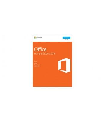 Microsoft Office Home & Student 2016 Public Key Certificate (PKC) 1user(s) German