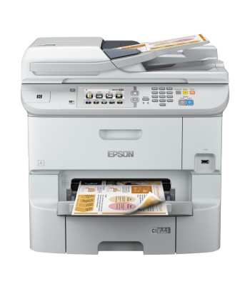 Epson WorkForce Pro WF-6590D2TWFC 4800 x 1200DPI Inkjet A4 34ppm Wi-Fi