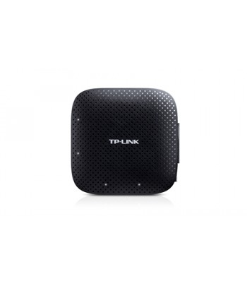 TP-LINK UH400 5000Mbit/s Black interface hub