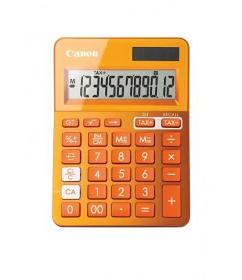 Canon LS-123k Desktop Basic Orange calculator