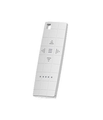 Projecta 10800107 RF Wireless press buttons White remote control