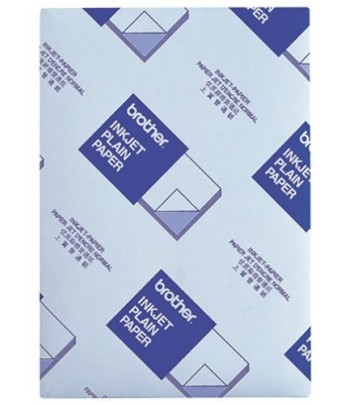 Brother BP60PA Inkjet Paper A4 (210×297 mm) Gesatineerd-mat Wit papier voor inkjetprinter