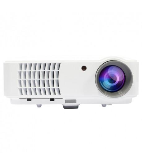 Salora 58BHD2500 Draagbare projector 2500ANSI lumens LED WXGA (1280x800) Wit beamer/projector