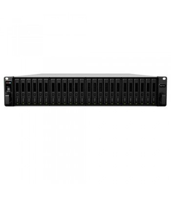 Synology RX2417SAS Rack (2U) Zwart disk array