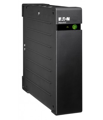 Eaton Ellipse ECO 1200 USB DIN 1200VA 8AC outlet(s) Rackmount Black uninterruptible power supply (UPS)