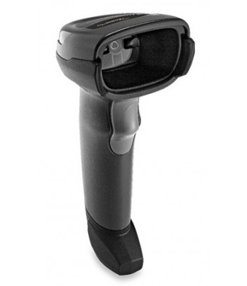 Zebra DS2208 Handheld bar code reader 2D LED Zwart