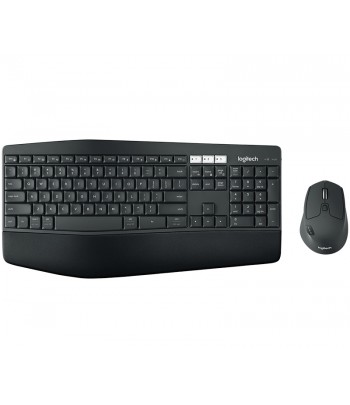Logitech MK850 Performance Bluetooth QWERTY Dutch Black