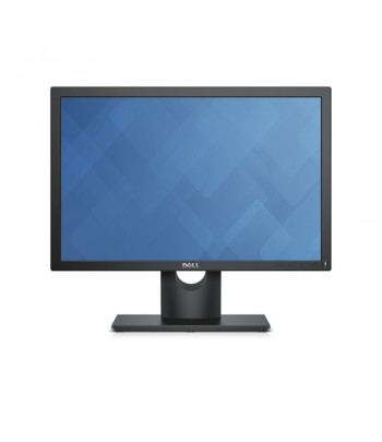 "DELL E Series E2016HV 19.5"" HD+ TN Matt Black Flat computer monitor LED display"