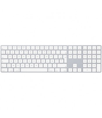 Apple MQ052F/A Bluetooth AZERTY Frans Wit toetsenbord