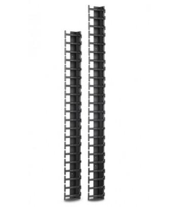 APC AR7722 Straight cable tray Zwart kabelgoot