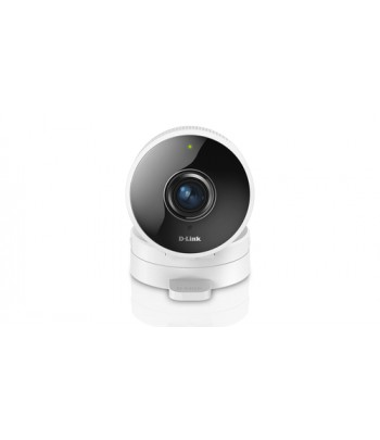 D-Link HD 180 Graden IP security camera Indoor White