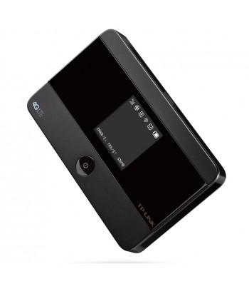 TP-LINK M7350 LTE-Advanced Wi-Fi Black cellular wireless network equipment