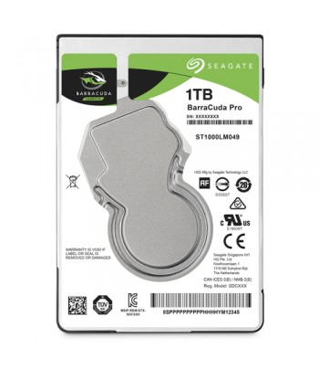 Seagate Barracuda Pro 1000GB Serial ATA III internal hard drive