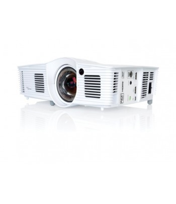 Optoma GT1070Xe Portable projector 2800ANSI lumens DLP 1080p (1920x1080) 3D White data projector