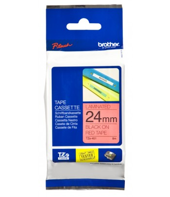 Brother TZE451 label-making tape