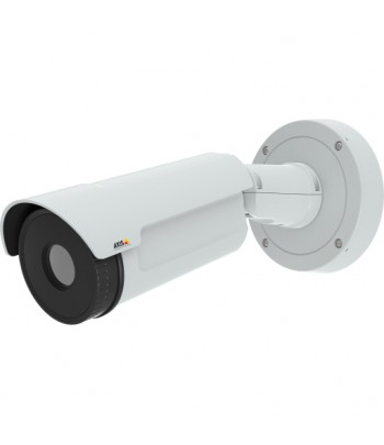 Axis Q1941-E IP security camera Buiten Rond Wit